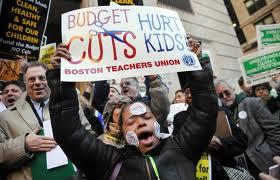 Cuts hurt kids