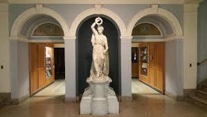 BLS statue